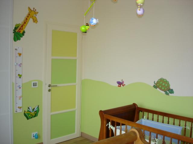 peinture pour chambre bebe idee peinture chambre enfant deco maison design deco maison - Peinture Pour Chambre Bebe